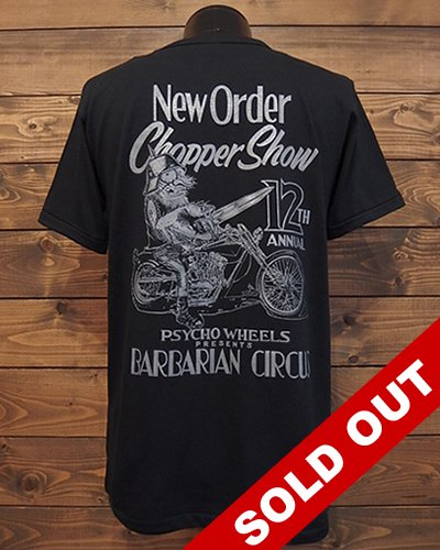 NEW ORDER CHOPPER SHOW 2017限定
