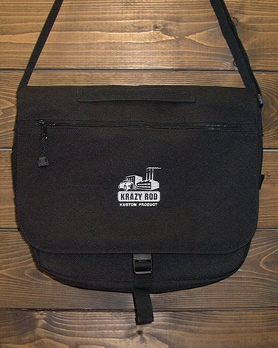【MESSENGER BAG】