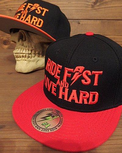 【V.D.A.】FLAT VISOR SNAP BACK CAP