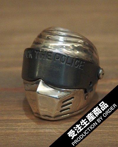 【受注生産】 F.T.P. -Outlaw Silver Ring-
