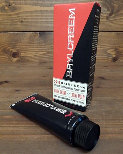 【BRYLCREEM】 3in1 HAIR CREAM