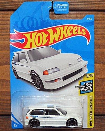 【Hot Wheels】'90 HONDA CIVIC EF