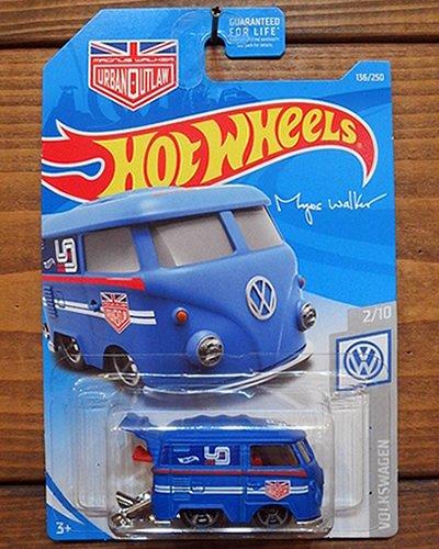 【Hot Wheels】KOOL KOMBI -URBAN OUTLAW-