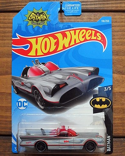【Hot Wheels】TV SERIRS BATMOBILE