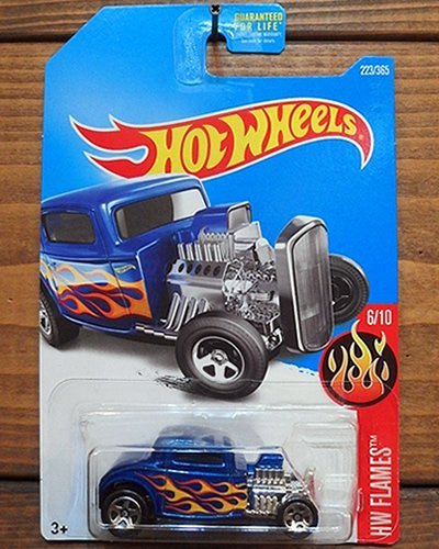 【Hot Wheels】'32 FORD -MBL-