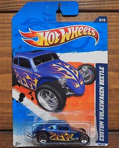 【Hot Wheels】CUSTOM VOLKSWAGEN BEETLE -MBL-