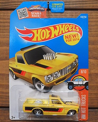 【Hot Wheels】CUSTOM '72 CHEVY LUV -YW-