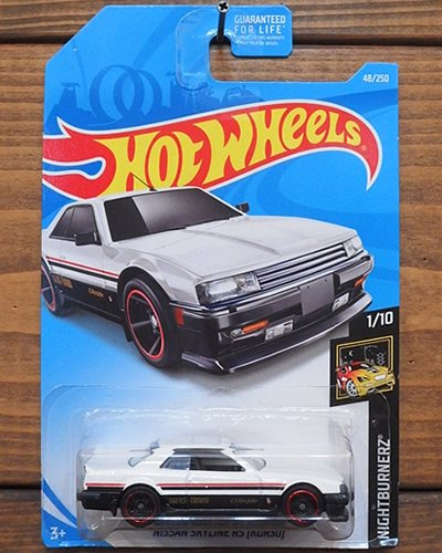 【Hot Wheels】NISSAN SKYLINE RS (KDR30)