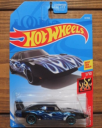 【Hot Wheels】'69 DODGE CHARGER DAYTONA