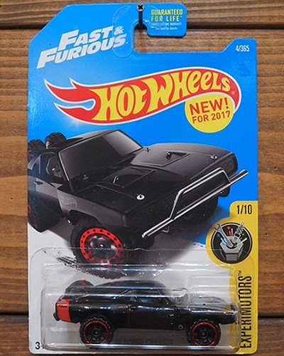 【Hot Wheels】'70 DODGE CHARGER (Off-Road Ver.)
