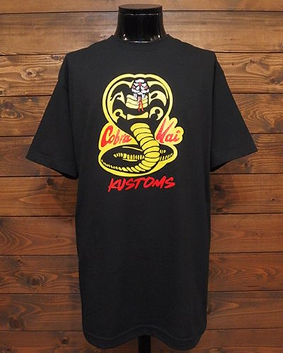 【COBRA KAI KUSTOMS】T-SHIRT