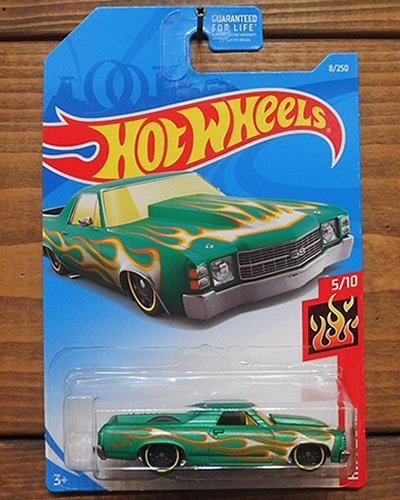 【Hot Wheels】'71 EL CAMINO
