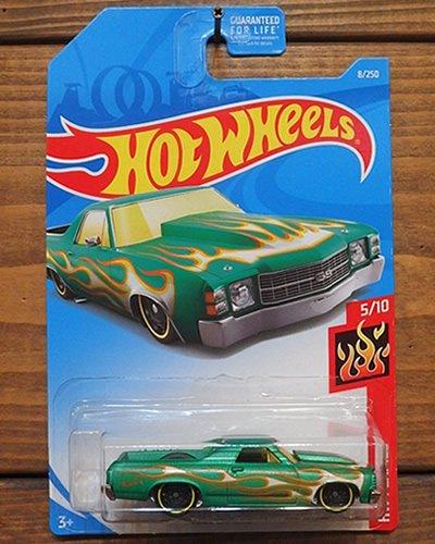 【Hot Wheels】'71 EL CAMINO