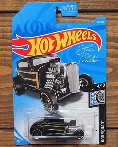 【Hot Wheels】'32 FORD -FBK-