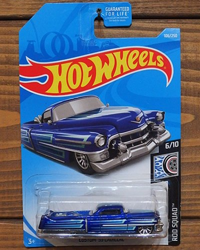 【Hot Wheels】CUSTOM '53 CADILLAC