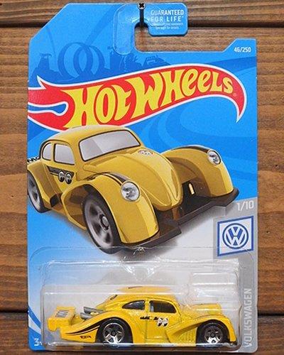 【Hot Wheels】VOLKSWAGEN KAFER RACER