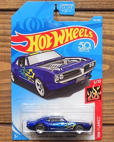 【Hot Wheels】CUSTOM '67 PONTIAC FIREBIRD