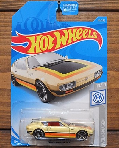 【Hot Wheels】VOLKSWAGEN SP2
