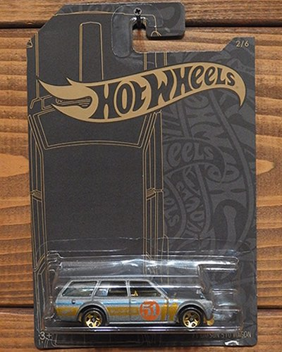 【Hot Wheels】'71 DATSUN 510 WAGON