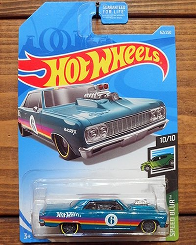 【Hot Wheels】'64 CHEVY CHEVELLE SS -GR-