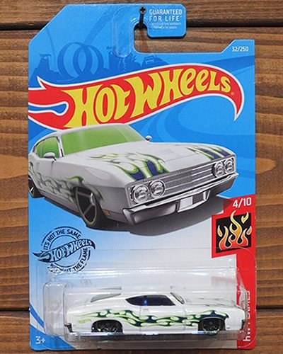 【Hot Wheels】'69 FORD TORINO TALLADEGA