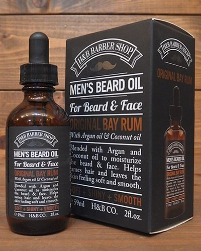 【HOME & BODY COMPANY】 BEARD OIL -ORIGINAL-