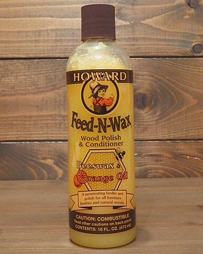 【HOWARD】Feed-N-Wax 16fl.oz.(473ml)