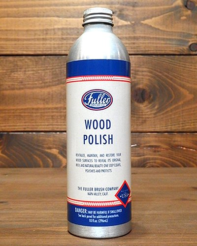 【Fuller】WOOD POLISH 10fl.oz.(296ml)