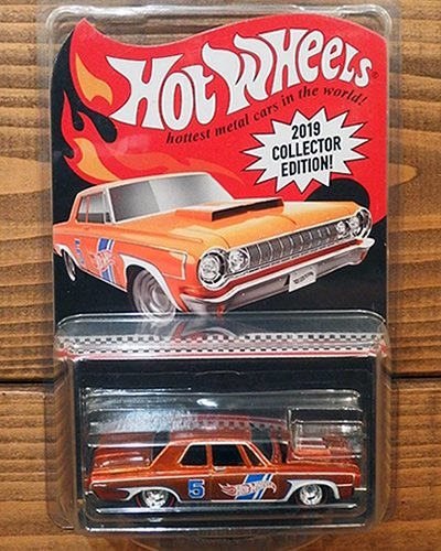 【Hot Wheels】'64 DODGE 330 -SFHOR-
