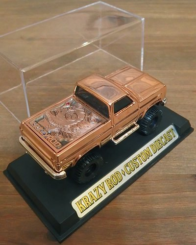 CUSTOM '83 CHEVY SILVERADO 4x4 -Day Of The Dead-