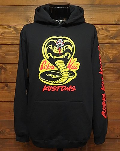 【COBRA KAI KUSTOMS】PARKA
