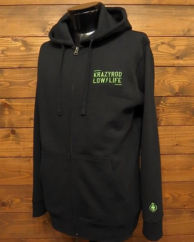 【FULL ZIP PARKA】
