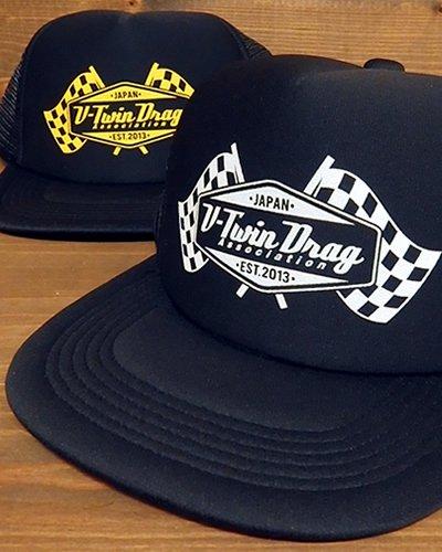 【V.D.A.】MESH CAP
