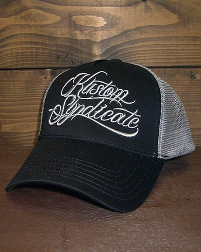 【COTTON MESH CAP】