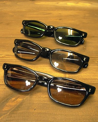 【SUNGLASS】 70'S DEAD STOCK BIKER SHADE