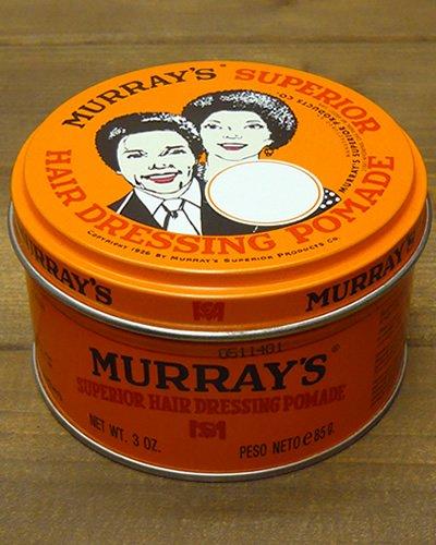 【MURRAY'S】 HAIR DRESSING POMADE