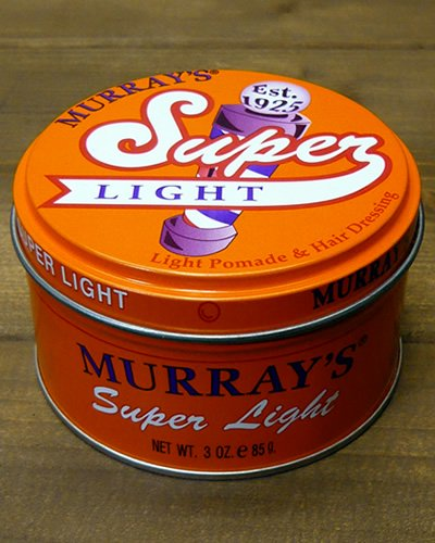 【MURRAY'S】 HAIR DRESSING POMADE S.L.