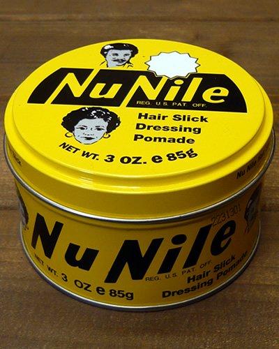 【Nu Nile】 Hair Slick Dressing Pomade