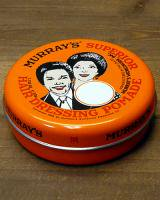 【MURRAY'S】 HAIR DRESSING POMADE 1.125oz