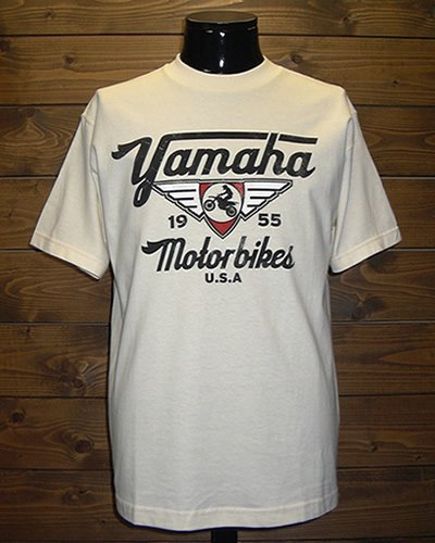 【USA YAMAHA】-T-SHIRT-