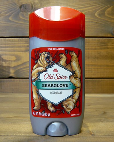 【OLD SPICE】 -WILD COLLECTION-