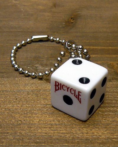 【DICE KEY HOLDER】