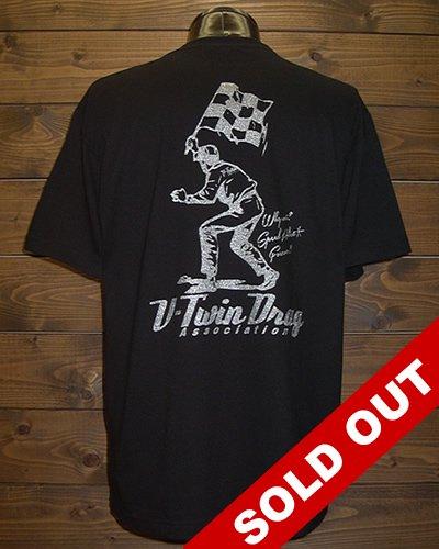 V-Twin Drag Association T-Shirt
