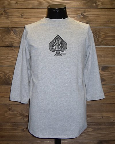 【RAGLAN 3/4 SLEEVE T-SHIRT】