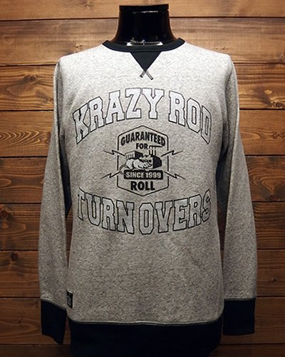 【CREW NECK SWEAT】