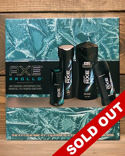 【AXE】 -BOX SET-