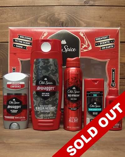 【OLD SPICE】 -BONUS PACK-