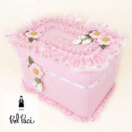 ボックス【BelPaci(ベルパーチ)】BP93116−ピンク