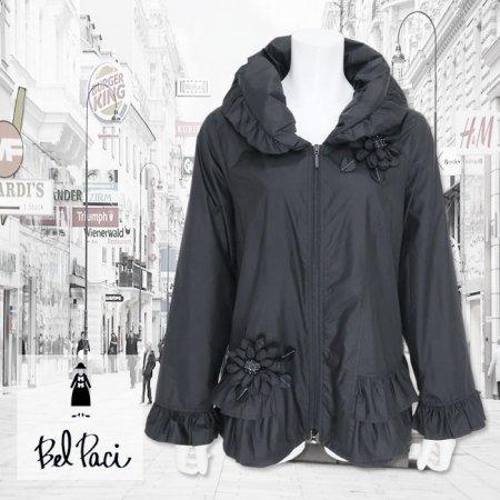 ブルゾン【BelPaci(ベルパーチ)】BP31642−黒