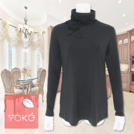 Tシャツ【YoKe(ヨーク)】Y51005−黒